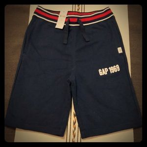 NWT Never Worn Blue GAP Kids Sweat Shorts